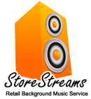 StoreStreams – Background Music Service