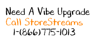 Get a Vibe Upgrade with the StoreStreams retail background music service