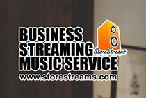Business Music Streaming Service for Retailers