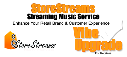 StoreStreams streaming music for business